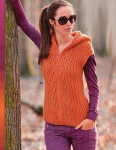 Оранжевый жилет