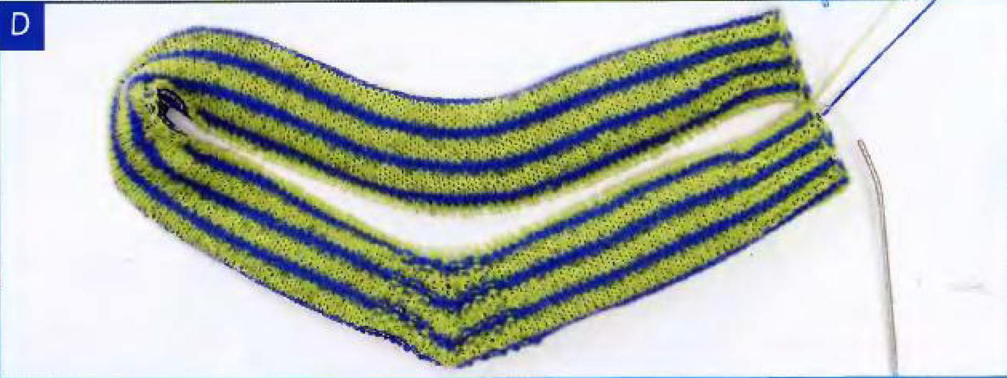 Супер быстрые носки - Вязание - Страна Мам 93