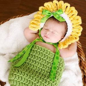 Вязание для младенцев (полезные советы)