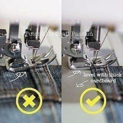 10 швейных хитростей (фото) (шитье и крой)
