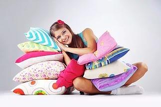 Стандартные размеры постельных комплектов (шитье и крой)