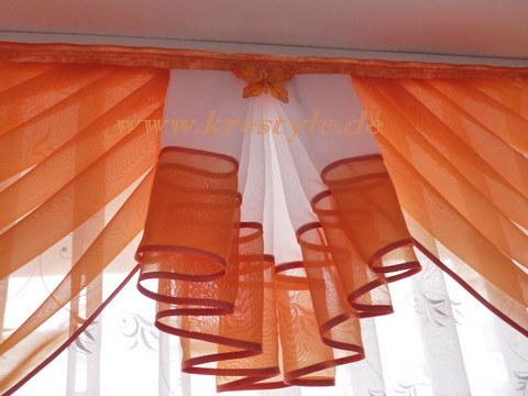 Как сшить галстук на шторы