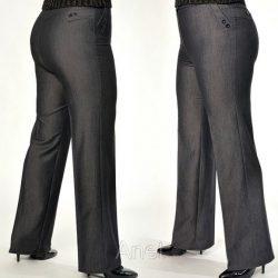 Чтобы брюки хорошо сидели (Шитье и крой)