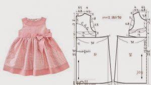 Шьем летние платья для девочек (Шитье и крой)