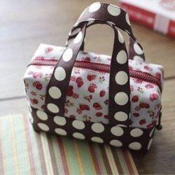 Шьем сумочку-чемоданчик (Шитье и крой)