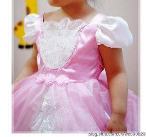 Шьем нарядное платье для малышки. Выкройка (Шитье и крой)