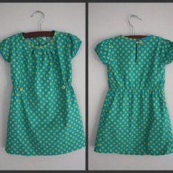Красивое платье в стиле ретро (Шитье и крой)
