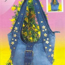 Джинсовые сумки.Идеи+выкройки (Шитье и крой)