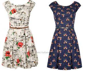 Выкройка платья, размер 48-56 (Шитье и крой)