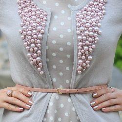 Декоративное украшение одежды (Шитье и крой)