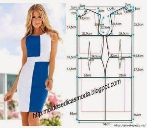Летние платья — выкройки на любой вкус (Шитье и крой)
