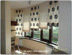 Шьем римские шторы (Шитье и крой)