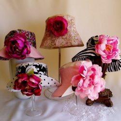 Летние шляпки  (Шитье и крой)