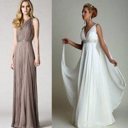 Выкройка греческого платья (Шитье и крой)