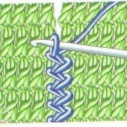 Соединительные швы крючком (Уроки и МК по ВЯЗАНИЮ)