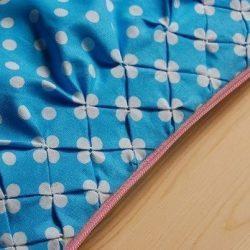 Буфы на материале в горошек (Шитье и крой)