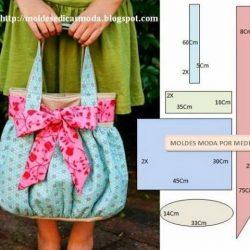 Выкройки сумочек (Шитье и крой)
