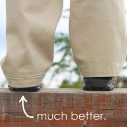 Как удлинить брюки (Шитье и крой)