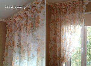 Как быстро сшить шторы с буфами (Шитье и крой)
