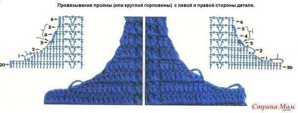 Как правильно убавлять и расширять вязаное полотно (Уроки и МК по ВЯЗАНИЮ)
