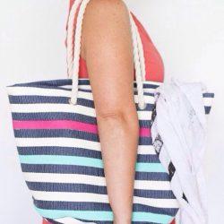 Шьем летнюю сумку из ткани (Шитье и крой)