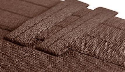 Обработка шлевки для пояса (Шитье и крой)