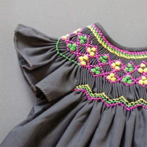 Платья для девочек. Вышивка. Декор (Шитье и крой)