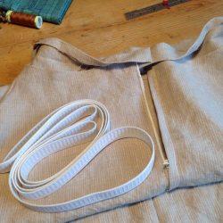 Как вшить резинку в пояс (Шитье и крой)