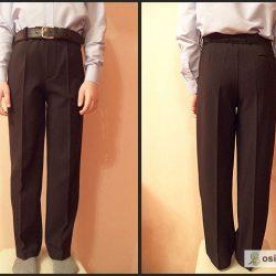 Шьем классические брюки на мальчика (Шитье и крой)