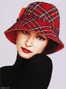 Шьем элегантную шляпку (Шитье и крой)