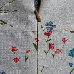 Совмещение швов при вшивании потайной молнии (Шитье и крой)