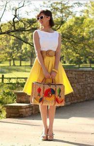 Выкройка юбки-солнце 36-46 размера (Шитье и крой)