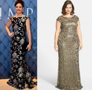Выкройка платья 36-50 размер (Шитье и крой)