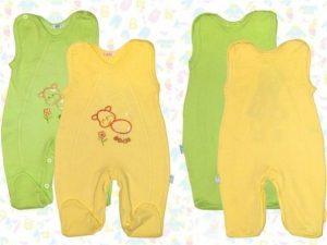 Ползунки для малышей (Шитье и крой)