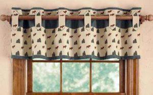 Шьем занавески для небольшого окна (Шитье и крой)