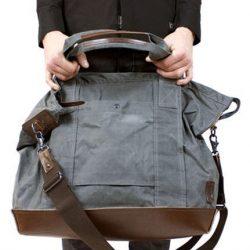 Лекала и расклада дорожной сумки (Шитье и крой)