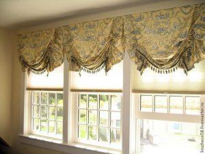 Стильные шторы для лоджии (Шитье и крой)