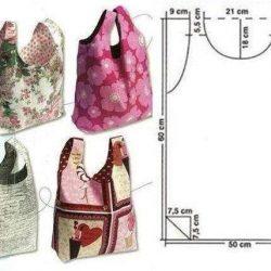 Удобная и практичная хозяйственная сумка (Шитье и крой)