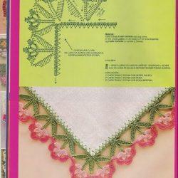 Красивая обвязка вязаного изделия. Схемы (Уроки и МК по ВЯЗАНИЮ)