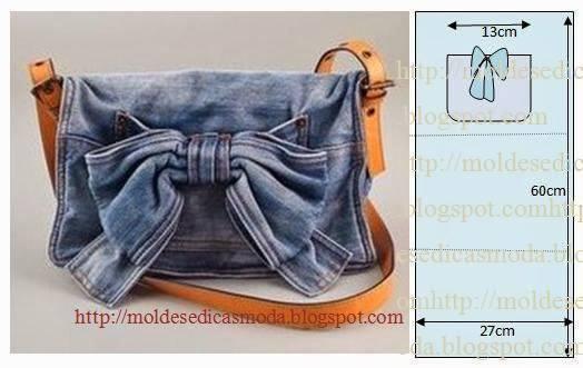 Как сшить сумка своими руками из джинсов своими руками
