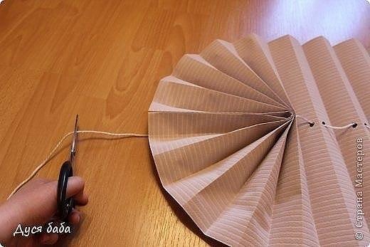 Бумажные жалюзи своими руками из обоев пошагово