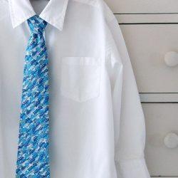 Шьем мужской галстук (Шитье и крой)