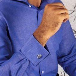 Притачивание манжет сорочки (Шитье и крой)