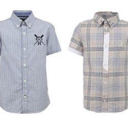 Выкройка рубашки для мальчика (3 года, рост 98 см) (Шитье и крой)