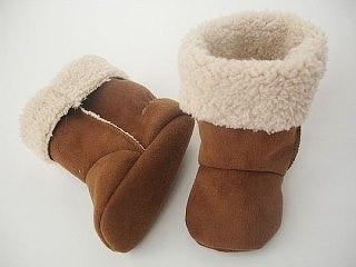 Уютные угги для малышей (Шитье и крой)