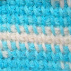 Тунисское вязание. Тунисский столбик (Уроки и МК по ВЯЗАНИЮ)