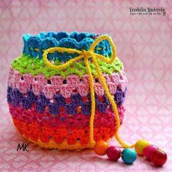Вяжем сумочку крючком для девочки (Уроки и МК по ВЯЗАНИЮ)