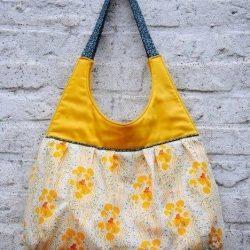 Шьём удобную текстильную сумочку (Шитье и крой)