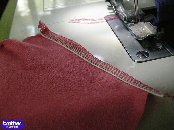 Как сшить брюки без оверлока 8