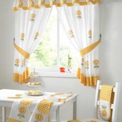 Выкройки штор для кухни (Шитье и крой)